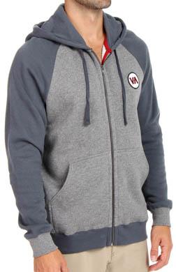 RVCA Oldtime Zip Sweatshirt