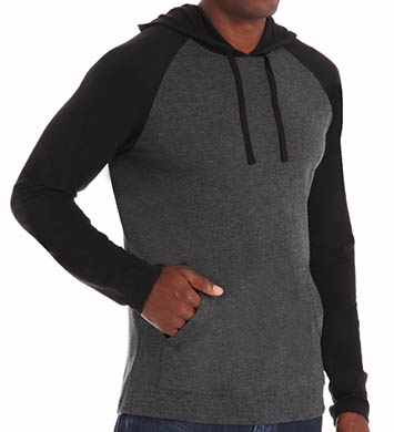 RVCA Castro Long Sleeve Hoodie