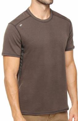 RVCA Agyle Short Sleeve Crew T-Shirt