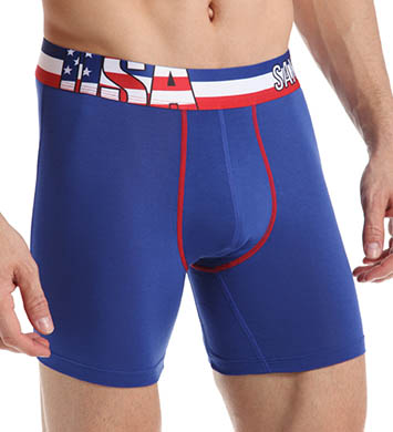 Saxx Apparel USA Vibe Modern Fit Boxer Brief