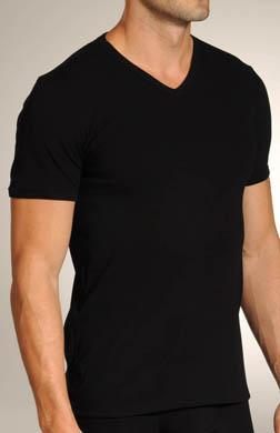Schiesser Retro Rib V-Neck Shirt