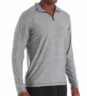 Soybu Continuum Dri-Force Half Zip Pullover