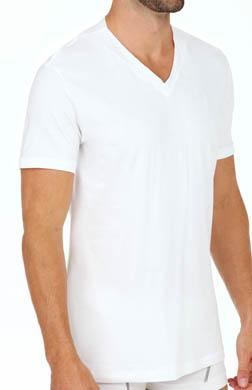 SPANX Touch V-Neck T-Shirt