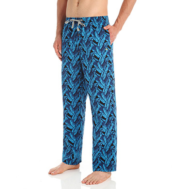 Tommy Bahama Palm Graphic Cotton Woven Lounge Pant