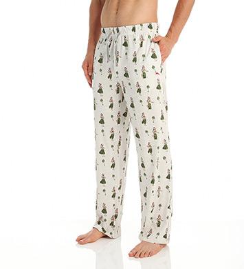 Tommy Bahama Cotton Modal Hawaiian Santa Lounge Pant