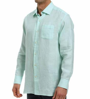 Tommy Bahama Longsleeve Woven Monte Carlo Shirt