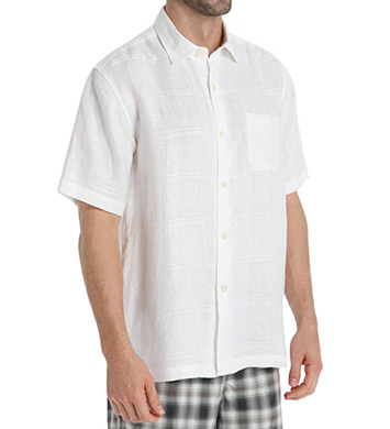 Tommy Bahama Monte Carlo Short Sleeve Woven Shirt