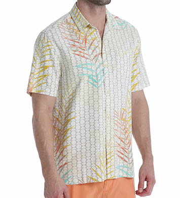 Tommy Bahama Plinko Palms Woven Shirt