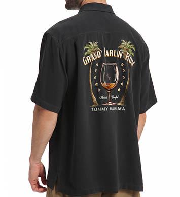 Tommy Bahama Grand Marlin Rum Woven Shirt
