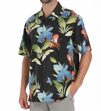 Tommy Bahama New Print on the Block Silk Shirt