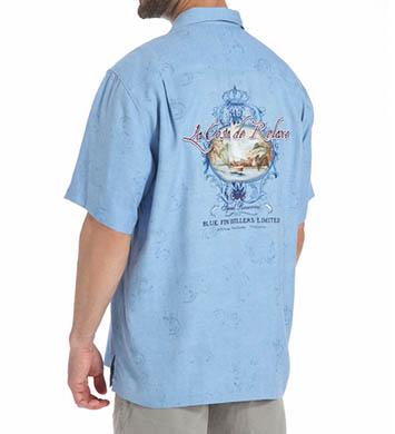 Tommy Bahama La Costa De Relaxo Silk Shirt