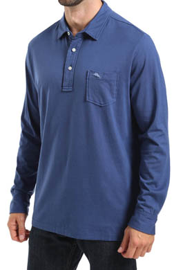 Tommy Bahama Long Sleeve Bali Shore Polo