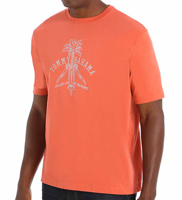 Tommy Bahama Pour on the Shore Cotton Jersey Tee