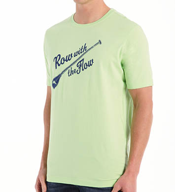 Tommy Bahama Row with the Flow Short Sleeve T-Shirt
