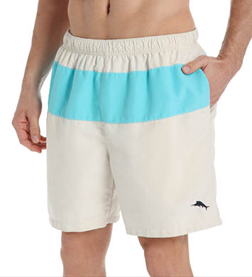 Tommy Bahama Naples Dock and Roll Reversible Swim Trunk