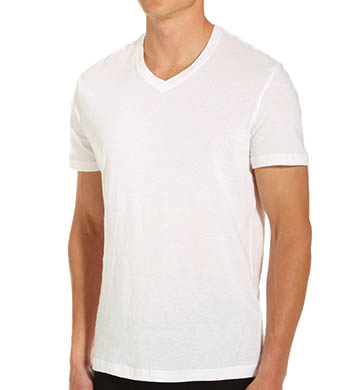 Tommy Hilfiger V-Neck Tees - 4 Pack