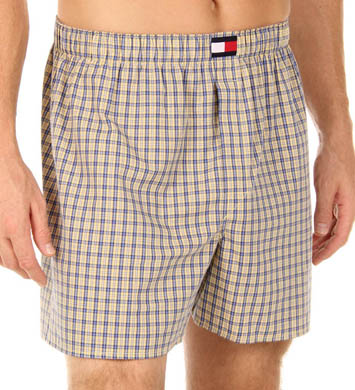 Tommy Hilfiger Woven Boxers - 4 Pack