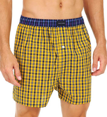Tommy Hilfiger Woven Tartan Boxers