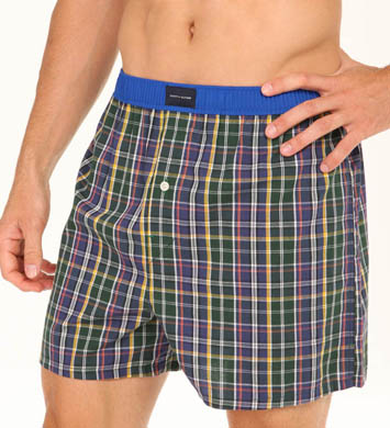 Tommy Hilfiger Assorted Woven Boxers - 2 Pack