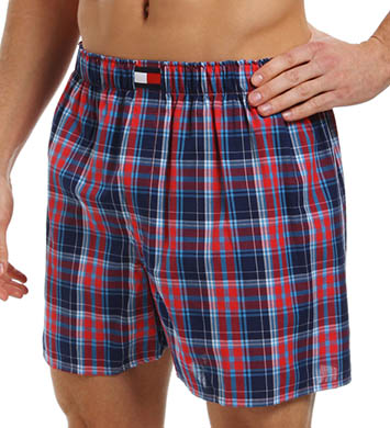Tommy Hilfiger Woven Assorted Boxers - 4 Pack