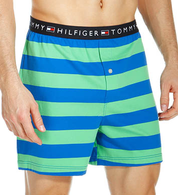 Tommy Hilfiger Monterey Striped Knit Boxer