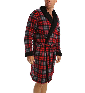 UGG Manning Buffalo Plaid Robe
