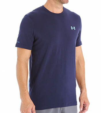 Under Armour Charged Cotton Performance Short Sleeve Tee