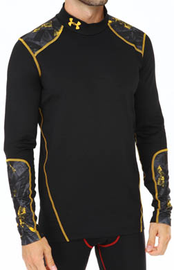 Under Armour ColdGear Infrared Evo Fitted Mock Shirt