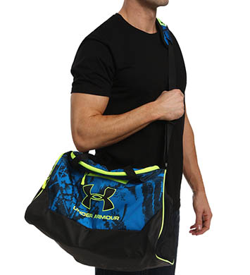 Under Armour UA Hustle Small Duffle Bag