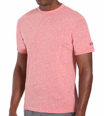 Under Armour Charged Cotton Tri-Blend Crew T-Shirt