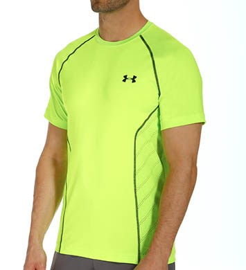Under Armour HeatGear Sonic Armourvent Short Sleeve T-Shirt