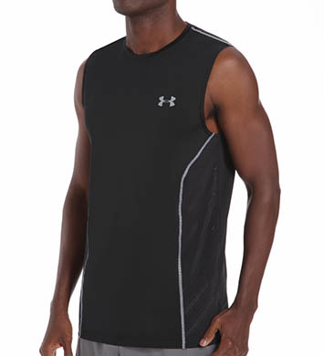 Under Armour HeatGear Sonic Armourvent Sleeveless T-Shirt