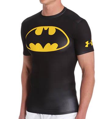 Under Armour Batman Alter Ego Short Sleeve Compression Shirt
