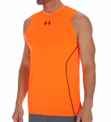 Under Armour HeatGear Sonic Fitted Tank Top