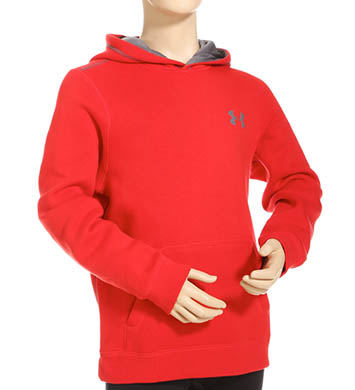 Under Armour Boys Rival Cotton Hoody