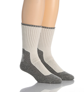 Wigwam Dura Sole Work Socks - 2 Pack