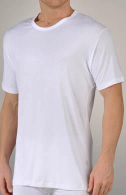 Zimmerli Sea Island Short Sleeve Shirt