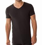Pique Como V-Neck T-Shirt Image