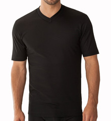 Zimmerli Business Class V- Neck T-Shirt 2205124