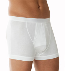 Zimmerli Sea Island Open Fly Boxer Brief 2861395