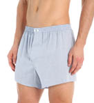 Diagonal Basketweave Cotton Boxer Image