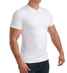 Zimmerli Pureness V-Neck Short Sleeve Shirt 7001346
