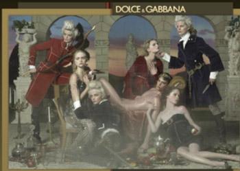 D&G Dolce & Gabbana