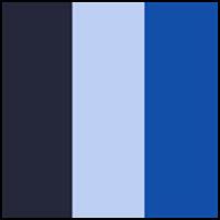 Navy/Cobalt/Porcelain