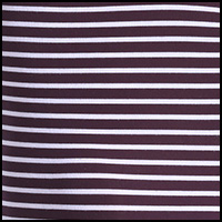 DarkViolet/WhiteStripe