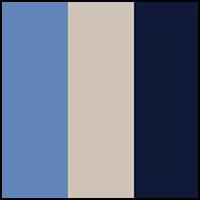 Cosmic Blue/Silver