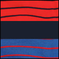 Sapphire/Navy/Red