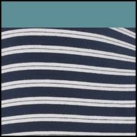 Denim Match Stripe