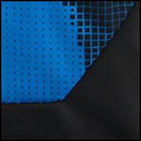 Blue/Black/HVY