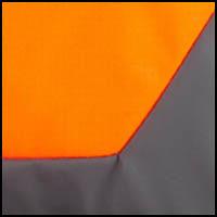 Blaze Orange/Graphite
